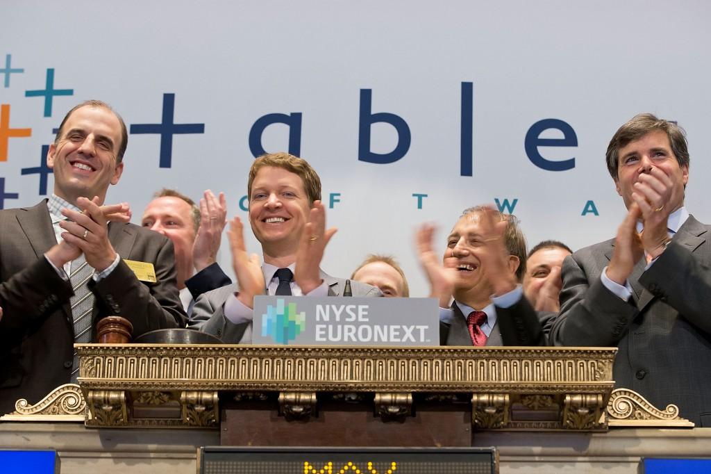 Tableau IPO